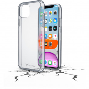 Cellularline Clear Duo iPhone 11