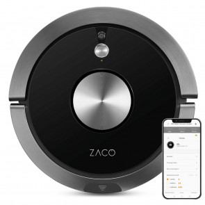 Zaco A9s Carbon Black