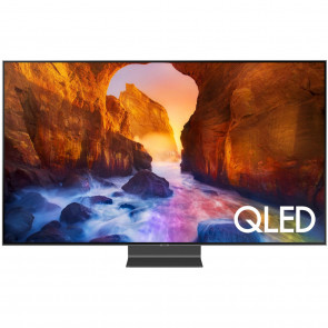 Samsung QE75Q90RATXZG Flat QLED UHD TV