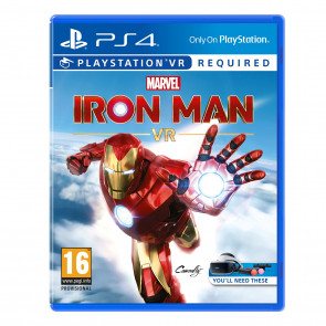 Marvel's Iron Man VR für Sony PS4