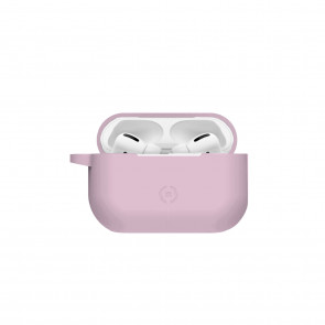 Celly Silikon Case für Airpods Pro Rosa