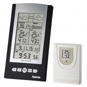 Hama EWS800 Elektronische Wetterstation