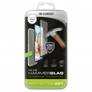 Mline Protection Set 3D Glas Galaxy A71