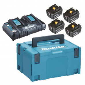 Makita Powersource-Kit Starterset 18V