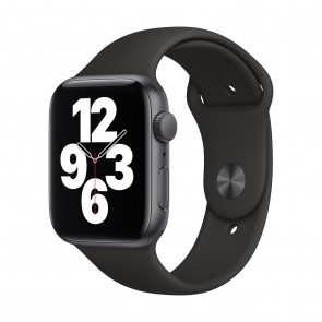 Apple Watch SE GPS 44mm Grau