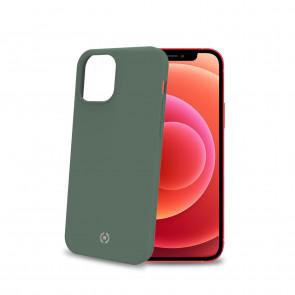 Celly Cover Cromo iPhone 12/12 Pro grün