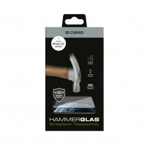 Mline 3D Curved Glas für iPhone 12/12Pro