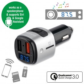 4Smarts Bluetooth FM Transmitter