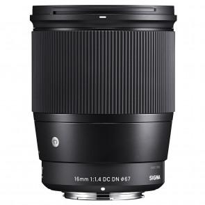 Sigma 16mm 1.4 DG DN Canon M-Mount