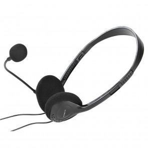 VIVANCO Stereo Headset mit Mikrofon
