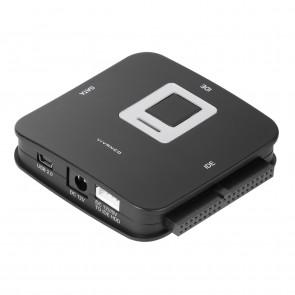 VIVANCO USB 2.0 auf SATA / IDE Adapter