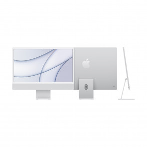 "Apple iMac 24"" M1 8GB/256GB Silber MGTF3"