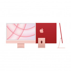 "Apple iMac 24"" M1 8GB/256GB Rosé MGPM3"