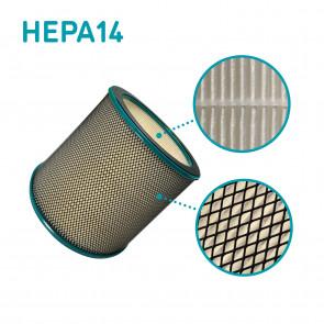 DJIVE HEPA 14 Filter für ARC