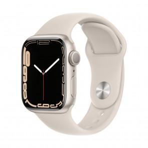 Apple Watch Series 7 GPS 41mm Polarstern