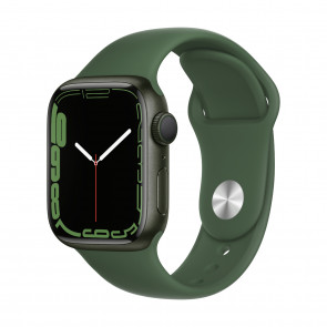 Apple Watch Series 7 GPS 41mm Grün