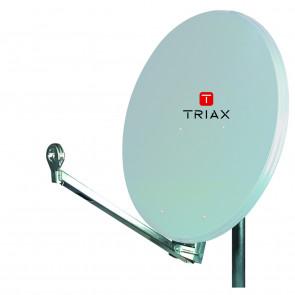 Triax Hit FESAT 85 lichtgrau