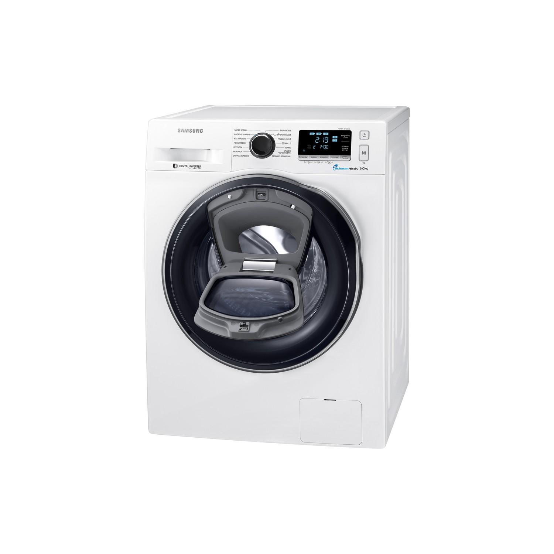 samsung ww9ak6404qw waschmaschine addwash eur 749 00. Black Bedroom Furniture Sets. Home Design Ideas